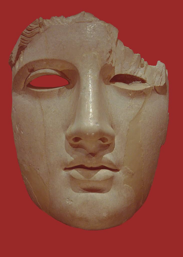Mask of Apollo