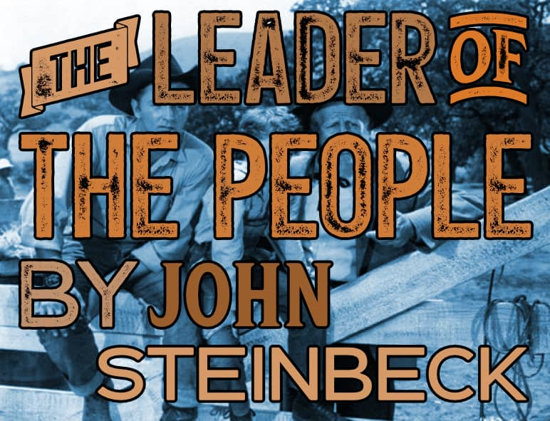 The Leader of the People