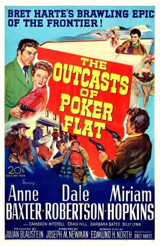 The Outcasts of Poker Flat movie poster