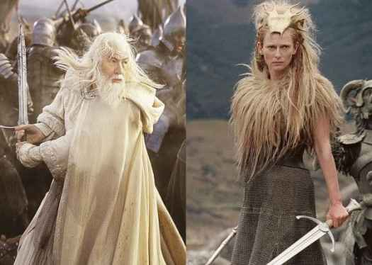 Gandalf White Witch