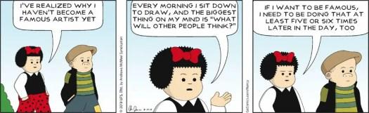 Nancy misplaced focus
