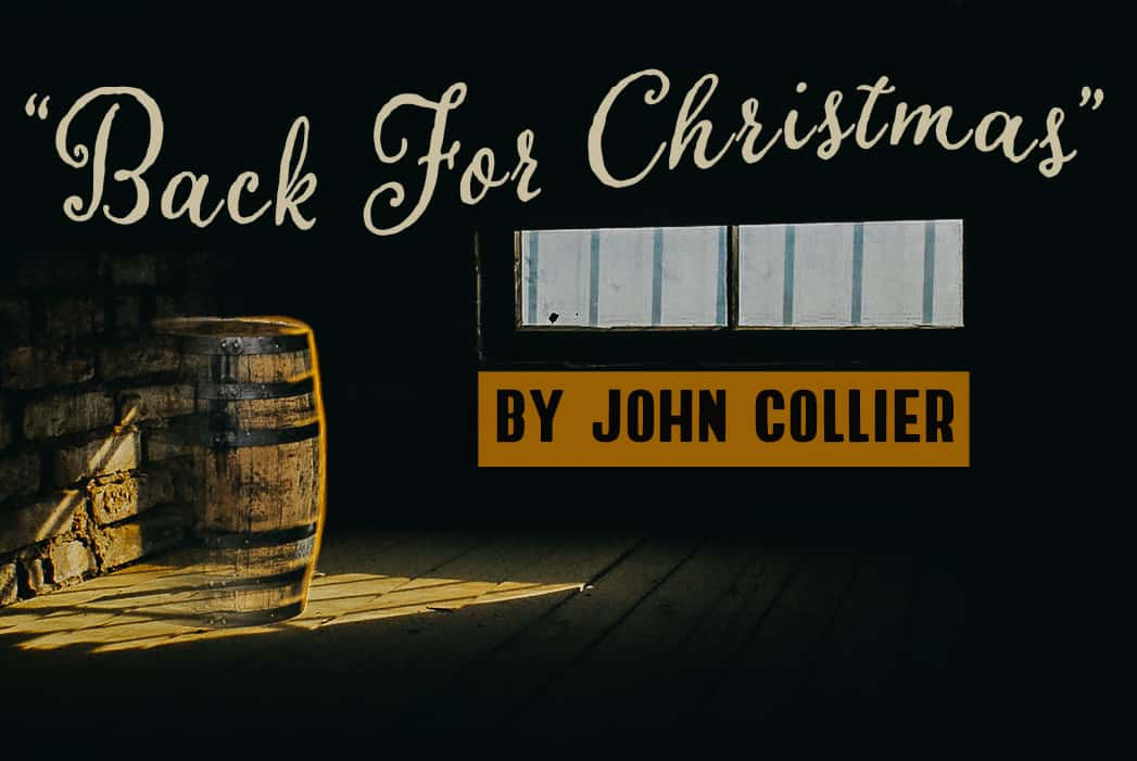 Back for Christmas by John Collier