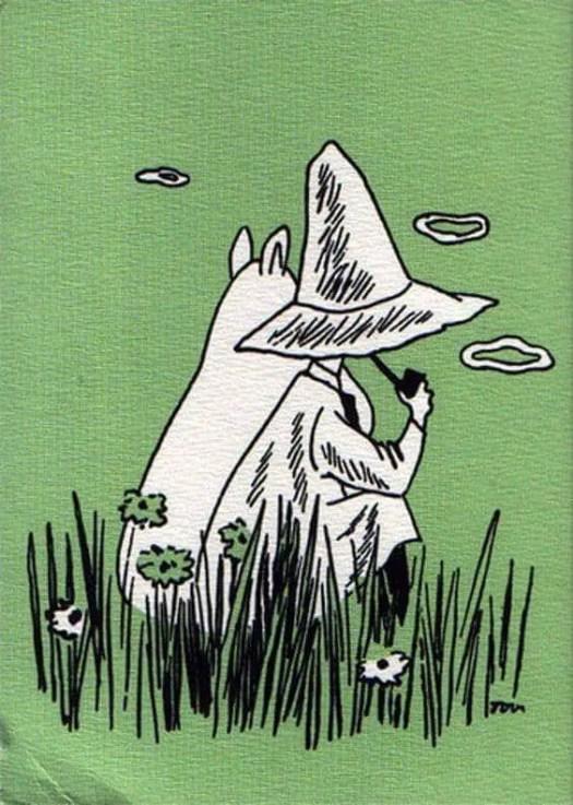 Moomin Summer Madness, 1954, Tove Jansson