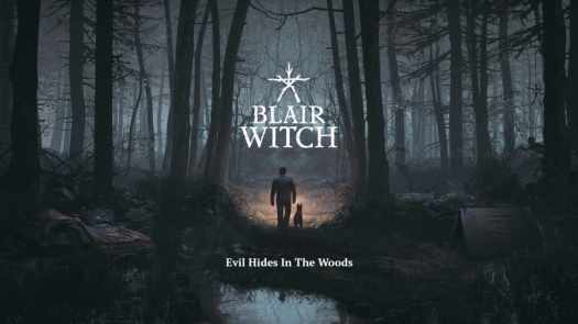 Blair Witch Evil Hides In The Woods movie poster landscape
