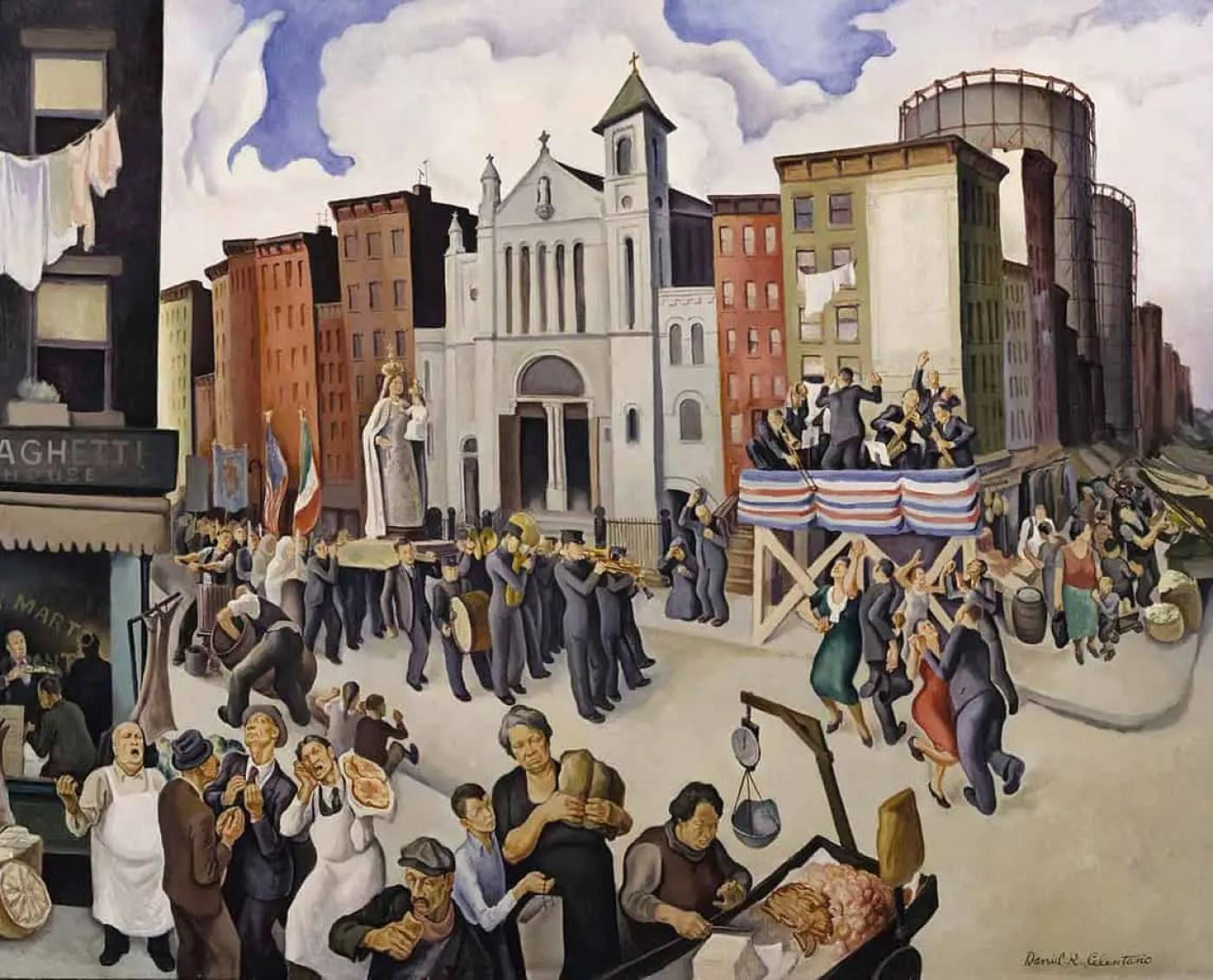 Festival 1934 by Daniel R Celentano