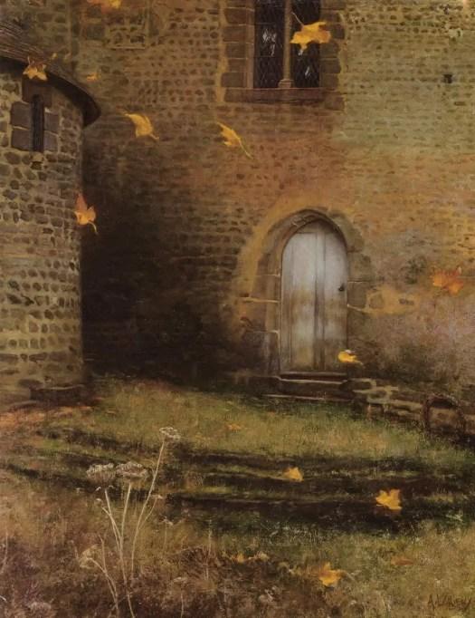 Albert Lorieux - Solitude 1898