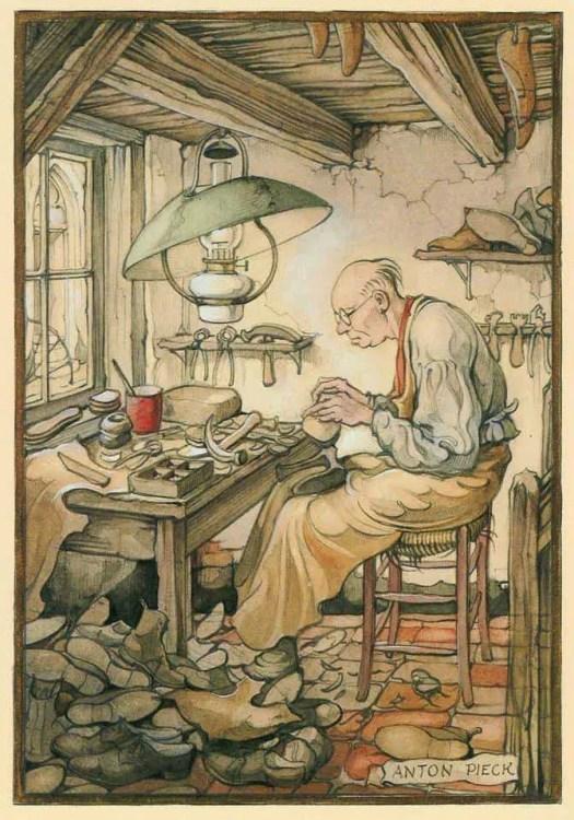 Anton Franciscus Pieck (19 April 1895 – 24 November 1987) shoe maker