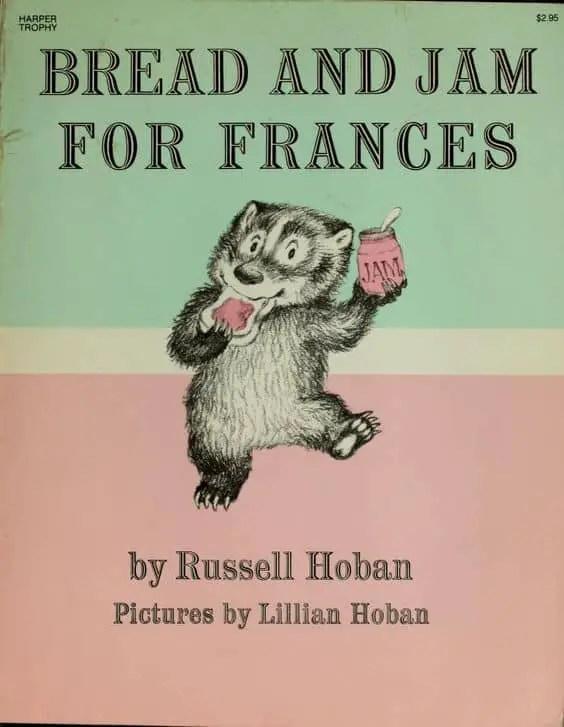 Bread and Jam for Frances original cover