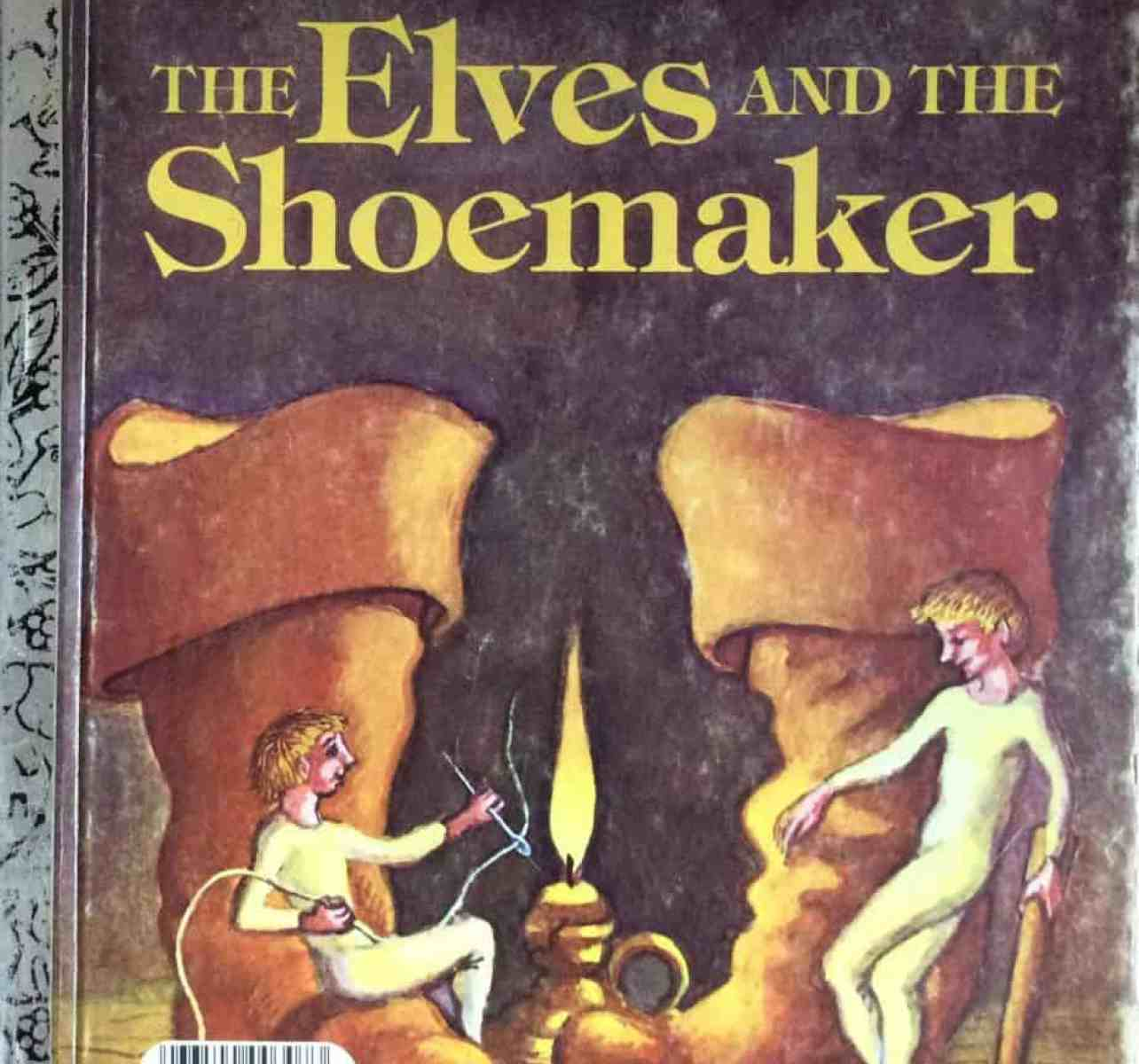 The Elves and the Shoemaker Little Golden Book