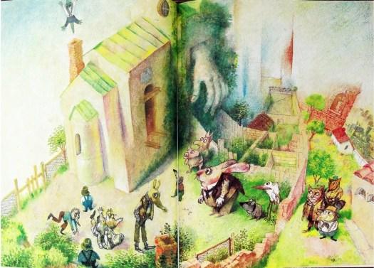 Alice's Adventures in Wonderland by Lewis Carroll Illustrator Gennady Kalinowski