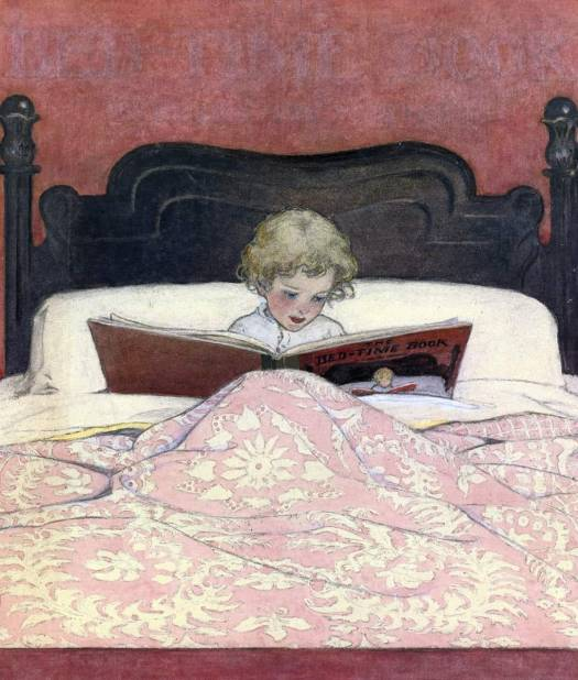 American illustrator The Bed-Time Book (1907)