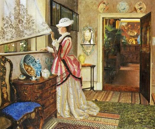 Atkinson Grimshaw - Summer