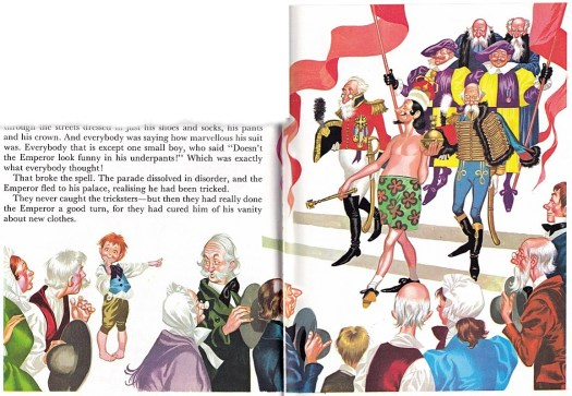 Retold by Edward Holmes Illustrated by Ronald Embleton Emperor's New Clothes