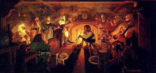 An Unexpected Party -The Hobbit  Brothers Hildebrant 1977
