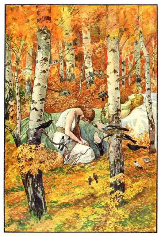 Early-twentieth century illustration by Artuš Scheiner (1863 – 1938)