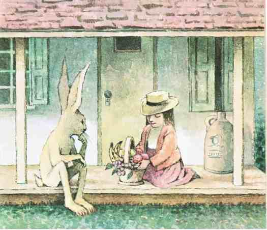 Mr. Rabbit and the Lovely Present by Charlotte Zolotow pictures by Maurice Sendak, 1962