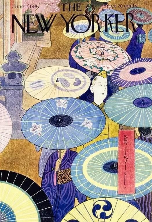 Parasols by Rea Irvin (1881-1972)