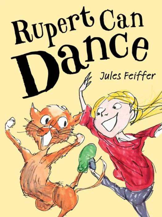 Rupert Can Dance cover