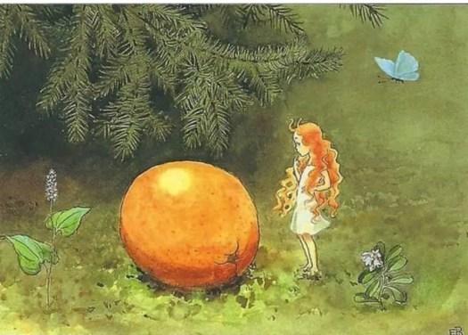 The Sun Egg - by Elsa Beskow, 1932 Swedish