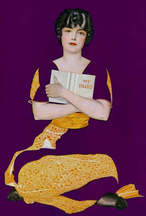 My Diary by Coles Phillips