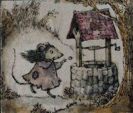 Mouse Tales by Arnold Lobel well