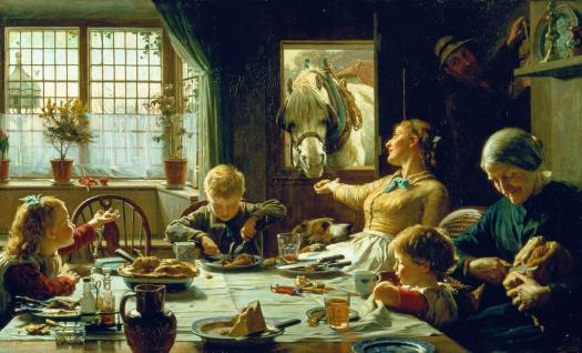 Frederick George Cotman - One of the Family