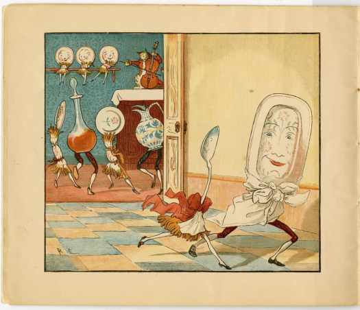 Hey Diddle Diddle and Baby Bunting - 1882 Randolph Caldecott (1846-1886)