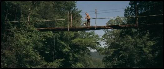Bridge scene from Deliverance