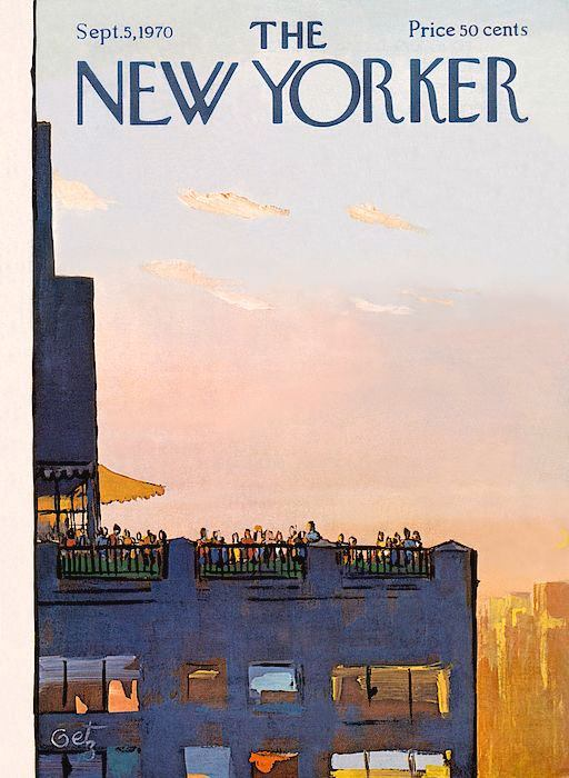 Cover-illustration-by-Arthur-Getz-1970-rooftop-negative-space-sunset-1