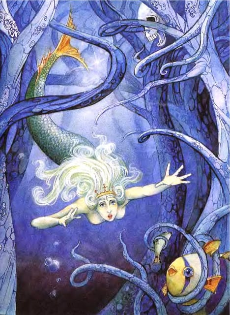John Patience - The Little Mermaid