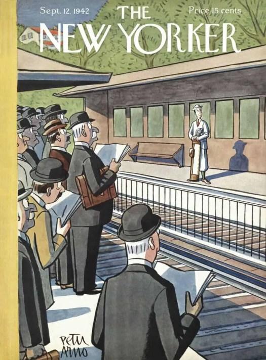 Peter Arno The New Yorker, September 12, 1942