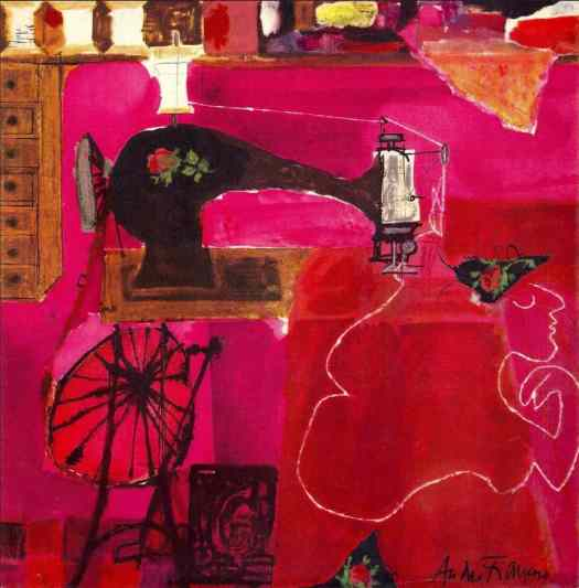 THE BITING EYE (1960) André François