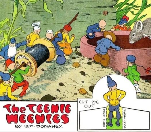 William Donahey The Teenie Weenies