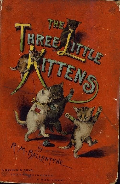 Ballantyne, R. M ( Robert Michael ), 1825-1894, cats