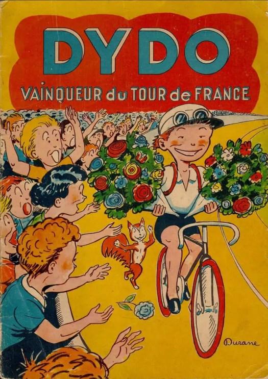 DYDO VAINQUEUR DU TOUR DE FRANCE (1952) Durane (André Durst)