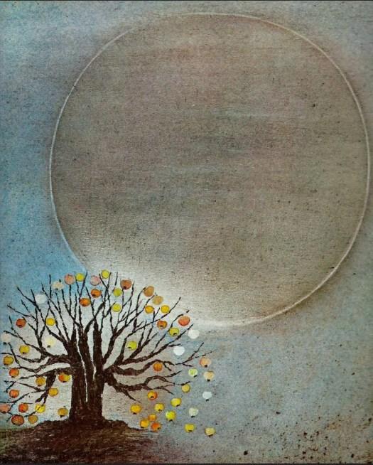 EIN KÖRNCHEN FÜR DEN PFAU (1970) Helga Aichinger moon