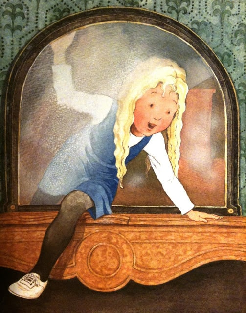 Helen Oxenbury - Through the Looking Glass