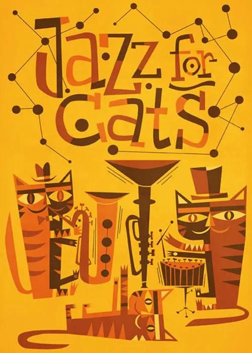 Jorsh Peña Jazz for Cats