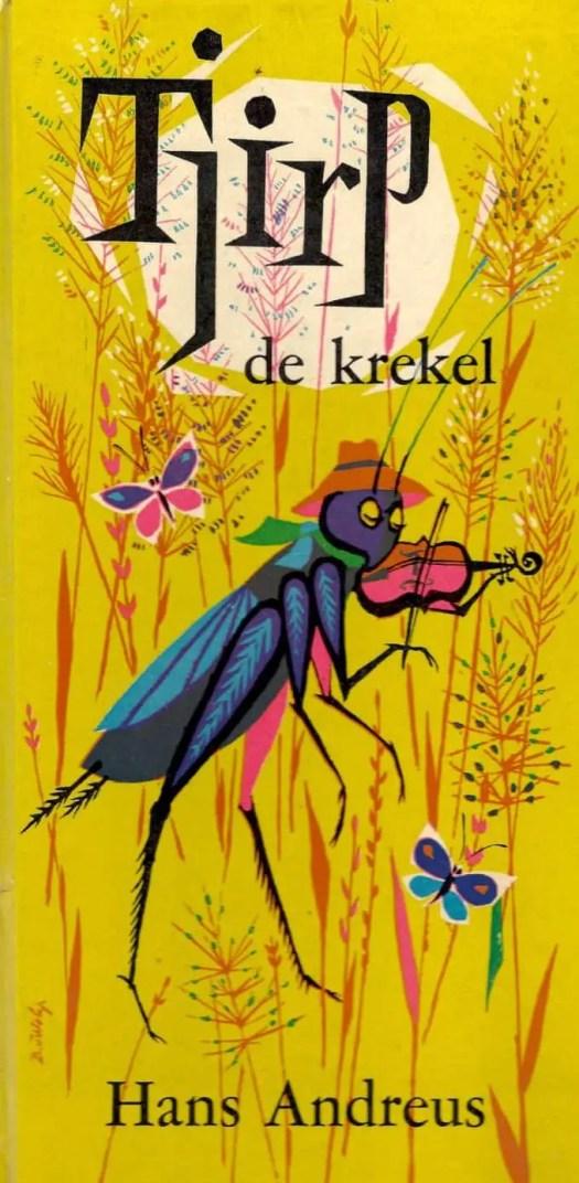 TJIRP DE KREKEL (1961) Babs van Wely