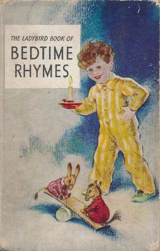 The Ladybird Book Of Bedtime Stories Geoffrey Lapage, Illustrations George Brook (Wills & Hepworth Ltd., Loughborough UK, 9th edition 1950)