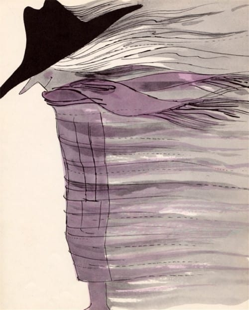 The March Wind - written by Inez Rice, illustrated by Vladimir Bobri (1957)