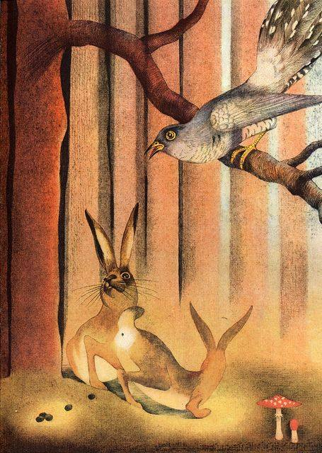 František Halas, To the Children, illustrated by Ota Janeček Prague 1961