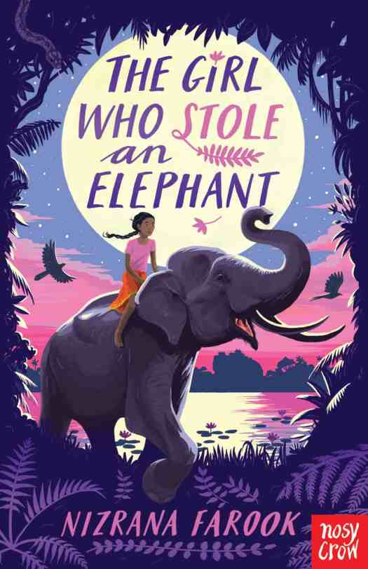 Chaya, a no-nonsense, outspoken hero, leads her friends and a gorgeous elephant on a noisy, fraught, joyous adventure through the jungle where revolution is stirring and leeches lurk. Will stealing the queen's jewels be the beginning or the end of everything for the intrepid gang?