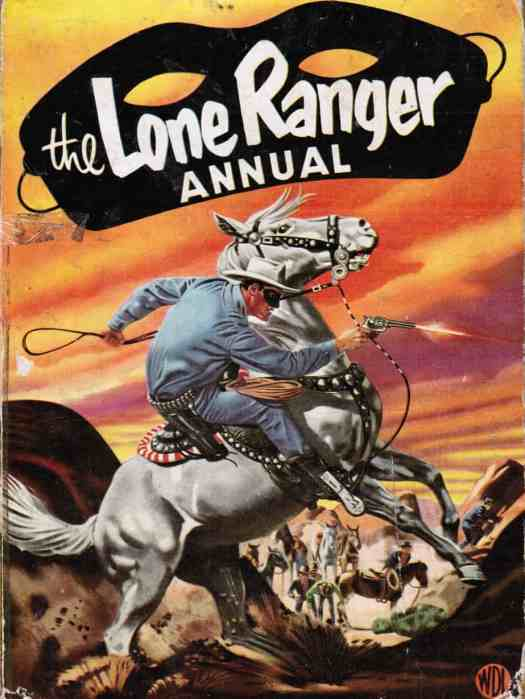 The Lone Ranger Annual 1953