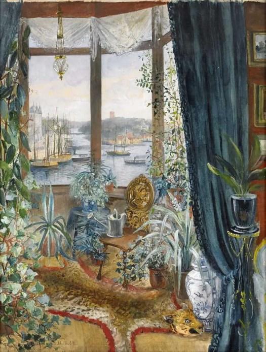 Anna Billing, Swedish, 1849 - 1927
