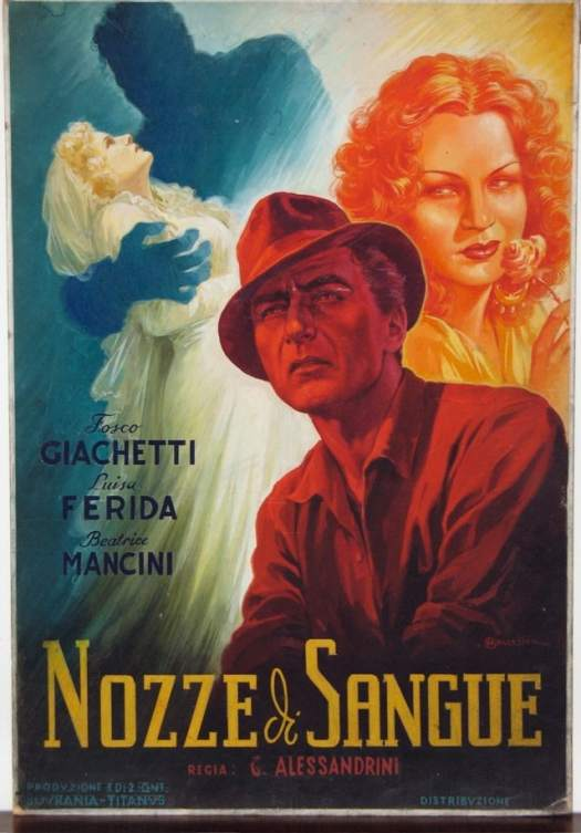 Poster by A. Ballester, 1941