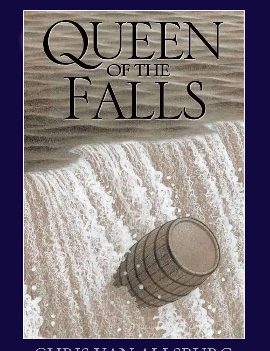 Queen of the Falls by Chris Van Allsburg