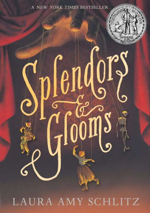 Splenors and Glooms cover