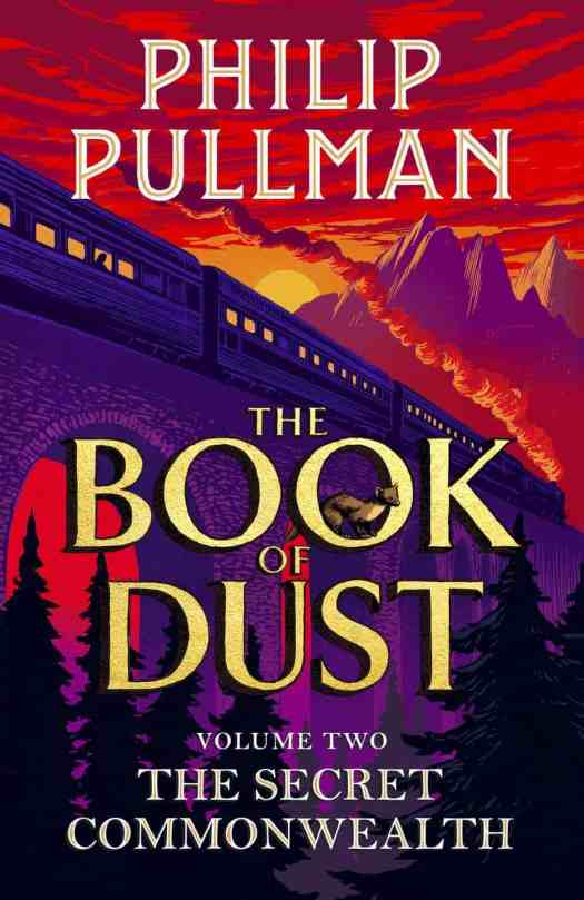 The Book of Dust by Philip Pullman cover