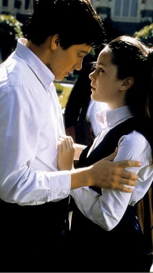 Gretchen and Donnie Darko